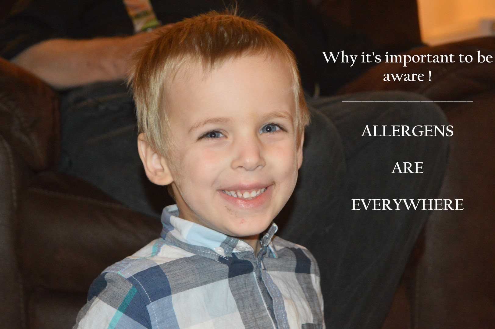 Allergens are everywhere 2