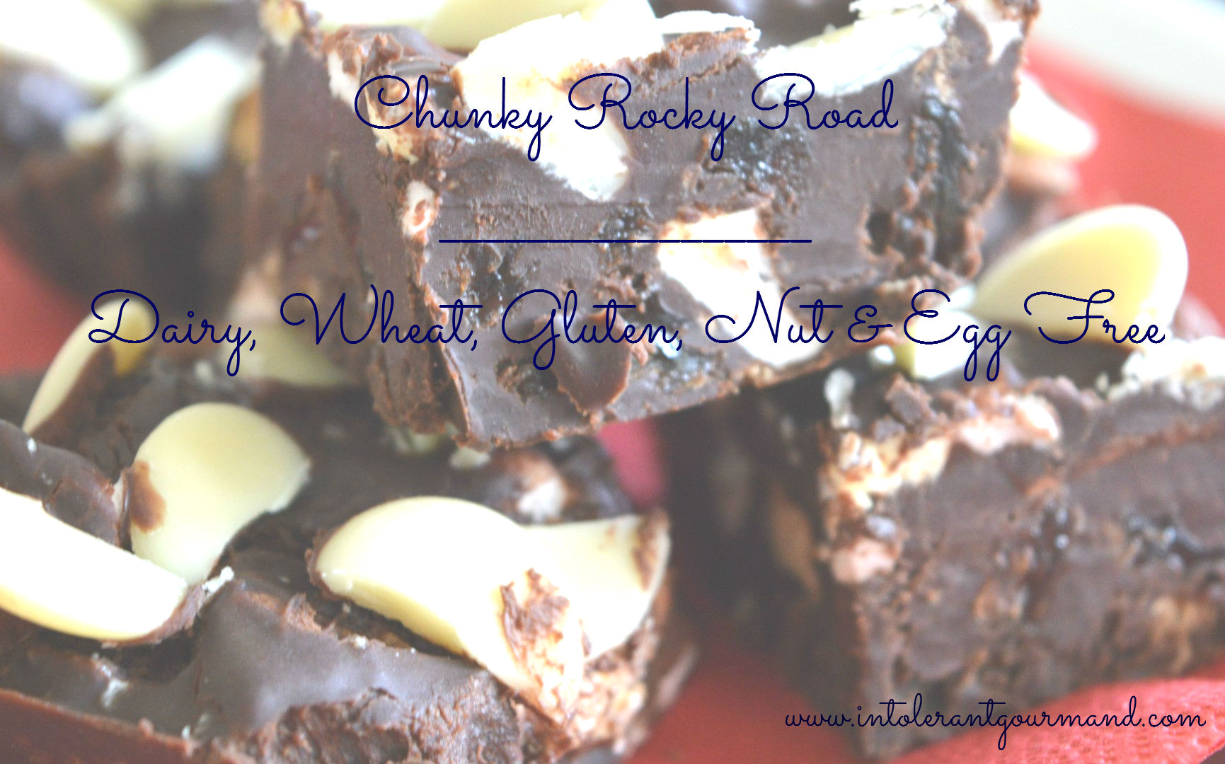 Chunky Free from Rocky Road