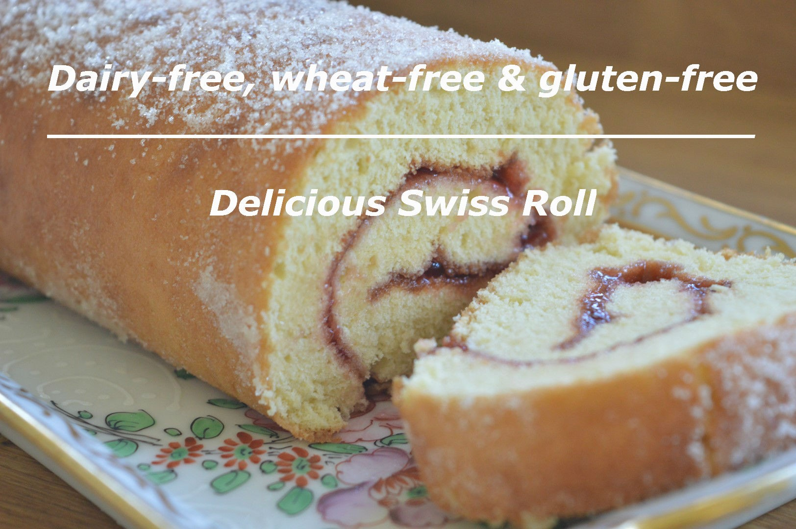 Delicious Swiss Roll 2 Large
