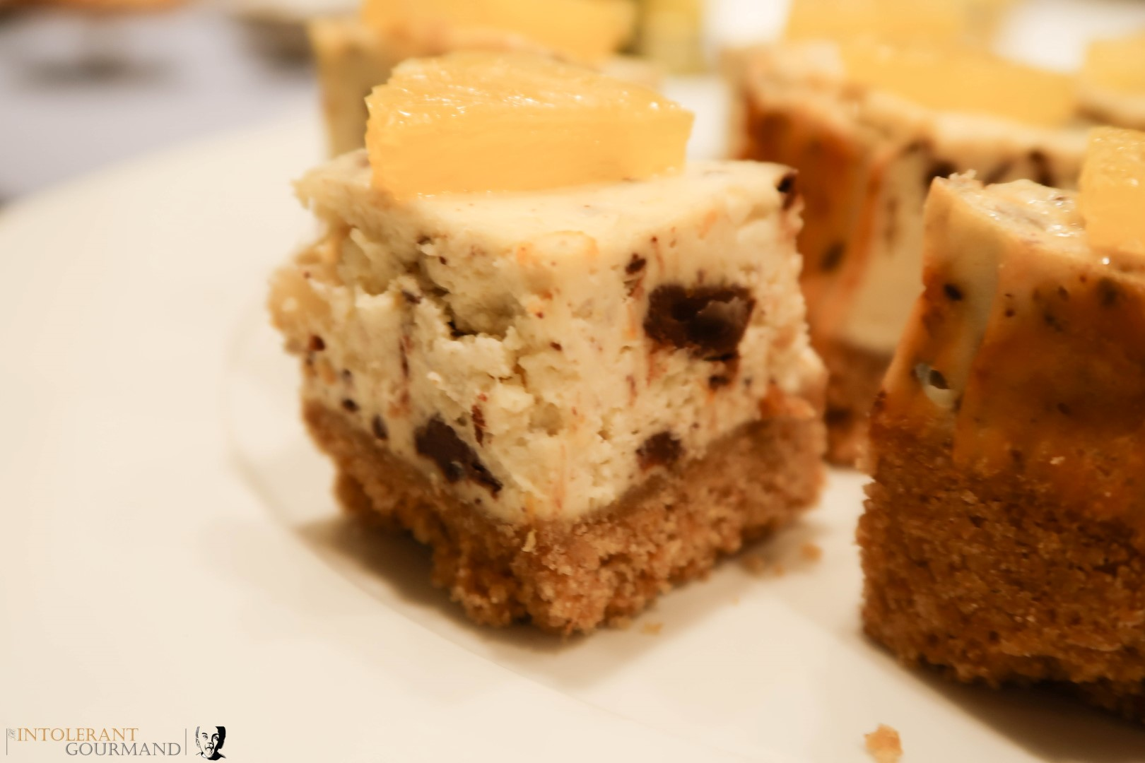 Splenda Sweet School - what's the difference between sugar and sweetener? Learn the small changes you can implement to create big differences, along with delicious recipes including this dairy-free, gluten-free and vegan chocolate, orange and ginger cheesecake all made using Splenda!