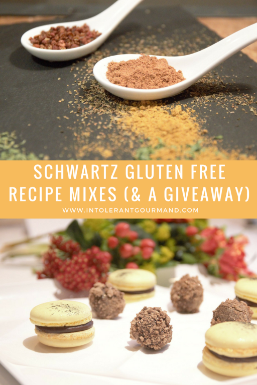 Schwartz gluten free supper club event