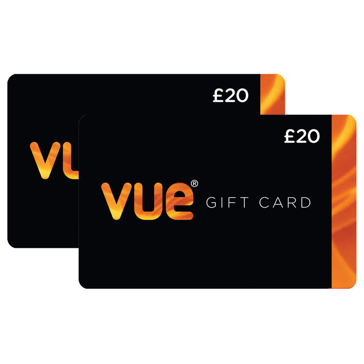 £20 Vue gift card