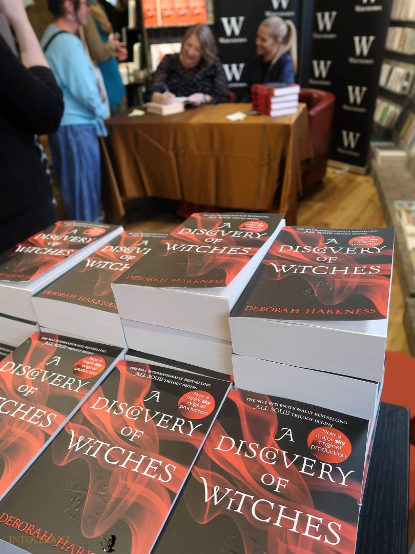 Discovery of Witches - A Spellbound experience with Sky One. www.intolerantgourmand.com