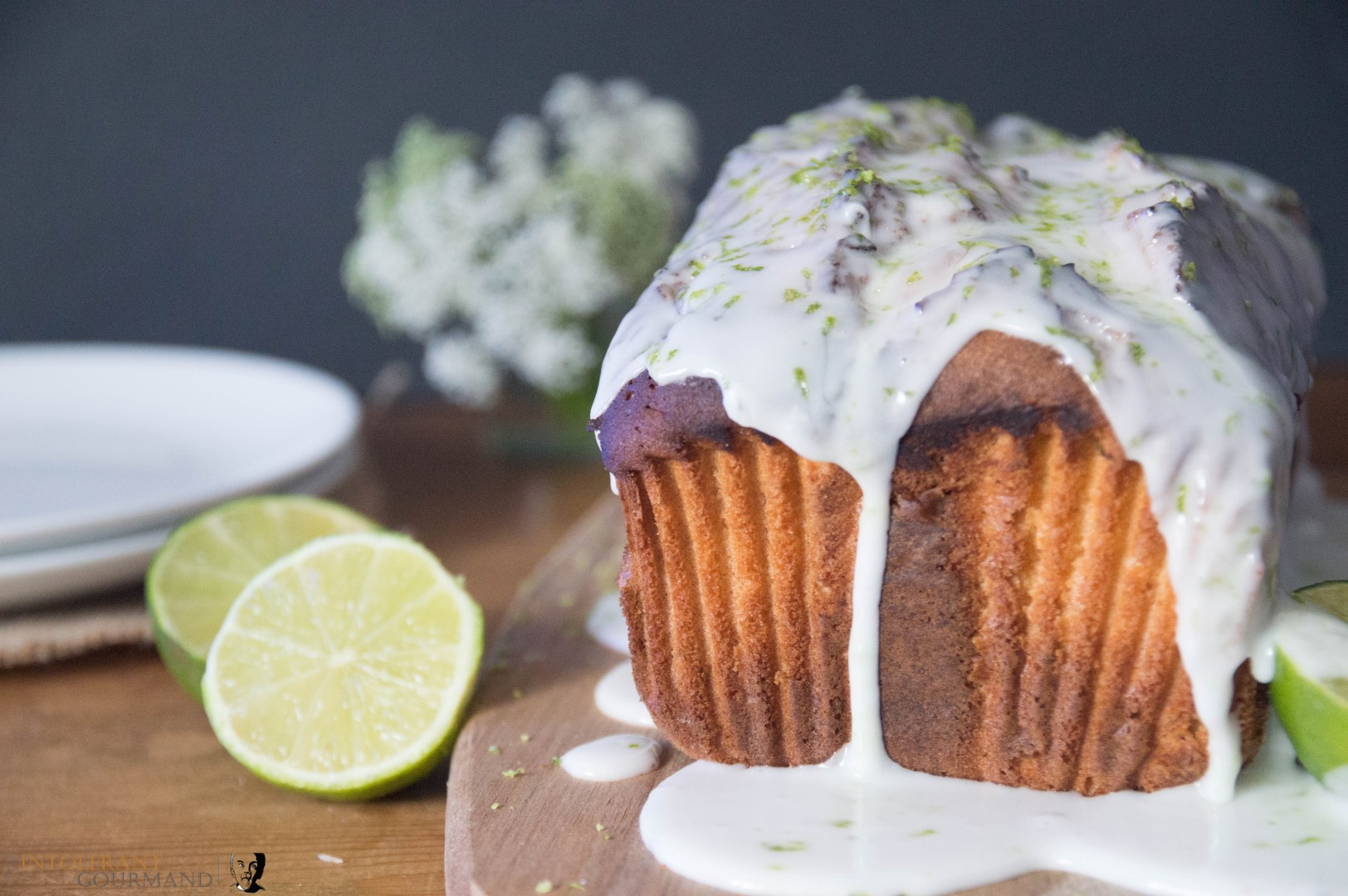 Gin and Tonic Cake - gluten-free, dairy-free and the perfect cake for any celebration! www.intolerantgourmand.com