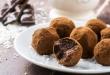 Vegan Chocolate Coconut Truffles